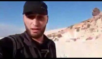 Боевики записали видео с угрозами в адрес Эрдогана