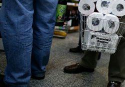 В Турции выросли цены на туалетную бумагу