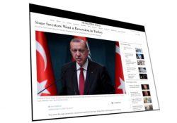 WSJ: Некоторые иностранные инвесторы надеются на спад в Турции