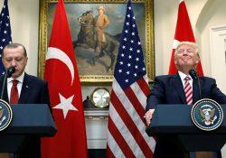 Эрдоган, наконец, признал мощь США: Немецкая пресса о политике Эрдогана