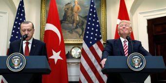 Напряжение в отношениях США и Турции всё ещё сохраняется