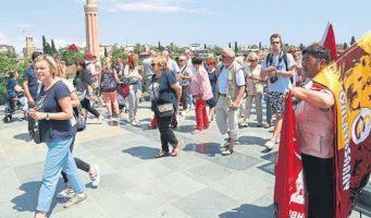 МИД Германии предупредил граждан страны об опасности лайков и репостов сообщений в социальных сетях в ходе посещения Турции