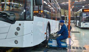 Нет заказов. Производитель автобусов TEMSA остановить производство на 6 недель