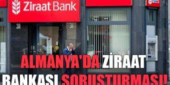 Клиентов турецкого Ziraat Bank в Германии подозревают в отмывании денег и налоговых преступлениях