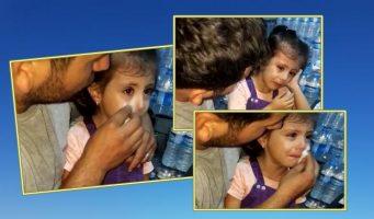5-летняя Дефне осталась без матери и отца