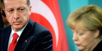 Германия не подтверждает: Эрдоган не передавал список «гюленистов»