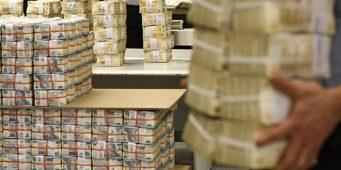 У казначейства Турции в сентябре возник дефицит наличности в размере 1,3 млрд долларов США