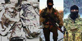 В Турции насмерть замерзли два солдата. Два года назад проправительственные СМИ сообщали, что разработана спецодежда, выдерживающая 40-градусные морозы