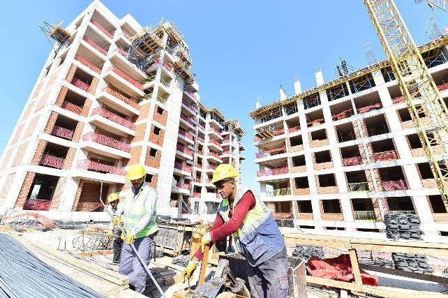 Строительный сектор Турции на грани банкротства