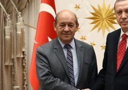 В МИД Франции считают, что Эрдоган ведет политическую игру в деле Хашукджи