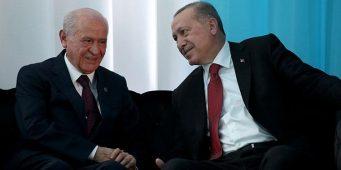 Эрдоган приказал не обижать Партию национального движения