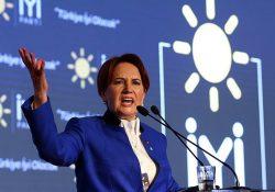 Акшенер обратилась к правительству: Откажитесь от лицемерия! Отправим сирийцев на родину