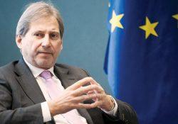 Еврокомиссар высказался за отказ от переговоров о вступлении Турции в ЕС