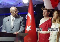 Турция отозвала посла в Уганде из-за древнегреческого хитона