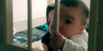 В турецких тюрьмах находятся 743 ребенка с матерями