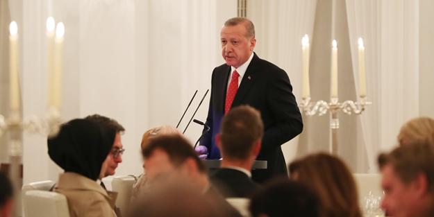 Эрдоган «поужинал» в Берлине на 160 тыс. евро