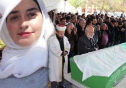 Молодую сирийку зарезали за сотовый телефон в Турции