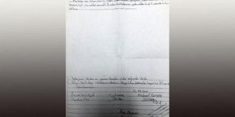 Письмо троих заключенных в газету подвергли цензуре