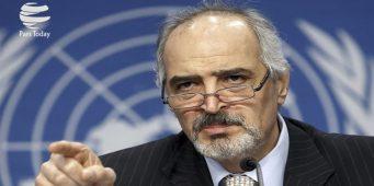 Джаафари обвинил Турцию в причастности к химатаке боевиков на Алеппо