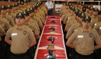 В Турции планируется нанять ещё 10 тыс. патрульных