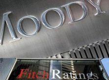 Неблагоприятные прогнозы от Moody's и Fitch