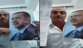 Недовольный квитанцией за свет житель Турции обратился к Эрдогану