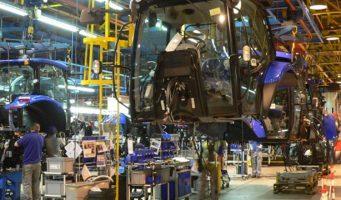 Производство тракторов в Турции на грани остановки