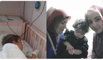 Больные дети, не видевшие отца 11 месяцев, остались без матери