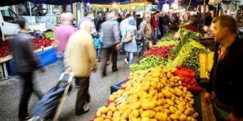 В Индексе устойчивого питания Турция на 58 месте из 67 стран мира