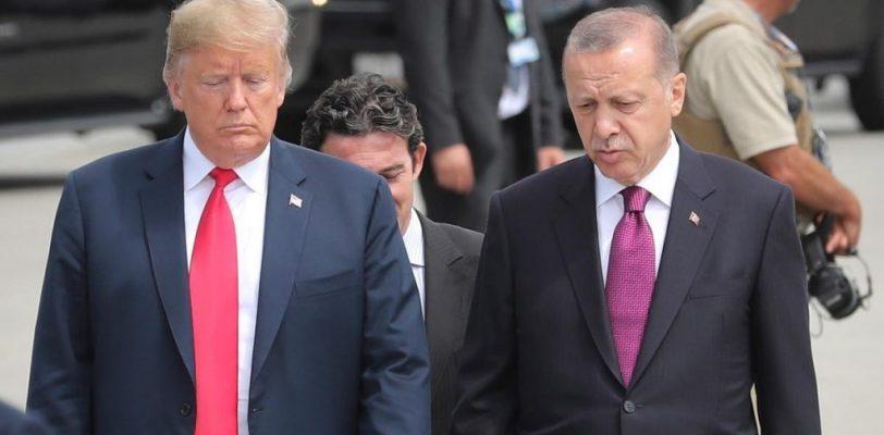 Washington Post: Разговор Трампа и Эрдогана о Сирии стал причиной «катастрофы»