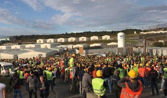 По официальным данным при строительстве нового аэропорта Стамбула погибли 52 работника