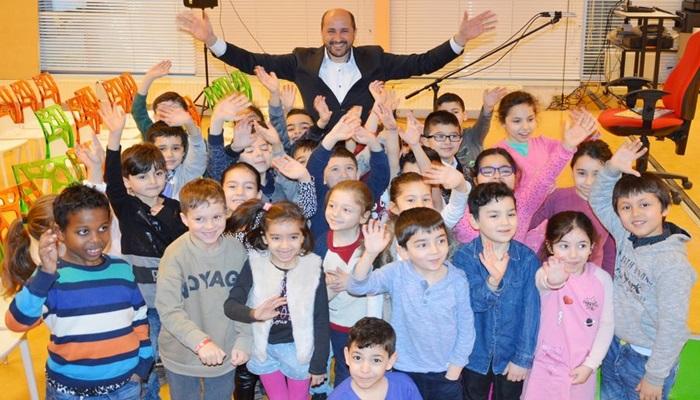 Школа Zaandam De Horizon стала «образцовой» школой в Нидерландах