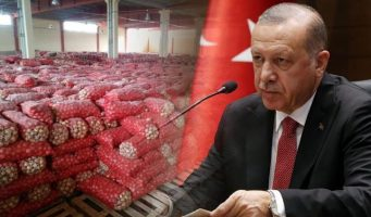 «Луковая война» Эрдогана вызвала смех в Западных СМИ