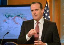 Макгерк: США не могут рассчитывать на то, что Турция займёт их место в Сирии