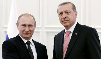 СМИ: Путин обыграл Эрдогана в переговорах по Сирии