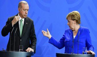 Меркель: Турция не сможет стать членом ЕС в ближайшее время