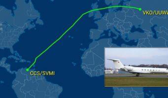 Зачем турецкий самолет летал в Венесуэлу?