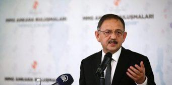 Проправительственный кандидат в мэры Анкары обещает национальные парки, народные кофейни, чай, суп и стирку…