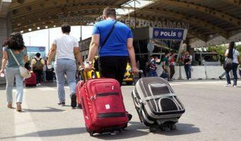 Отток населения из Турции вырос на 63%