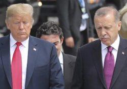 Эрдоган расстроен высказываниями Трампа в Twitter