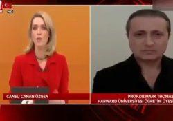 Проправительственный телеканал взял интервью о Сирии у подставного профессора