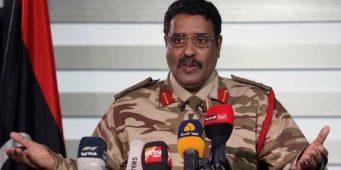 В Ливии заявили о поставках Турцией оружия для боевиков
