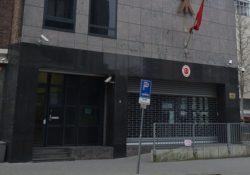 В Нидерландах мужчина поджег себя в турецком консульстве