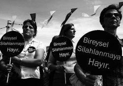 В Турции за последние 4 года увеличилось число случаев насилия с применением оружия
