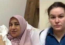 Схваченная с 115 кг марихуаны женщина отпущена на свободу поскольку у нее трое детей, а женщина с 45-дневным ребенком отправлена за решетку за предполагаемые связи с движением Гюлена