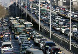 Турецкий Стамбул второй в рейтинге городов мира по автомобильным пробкам