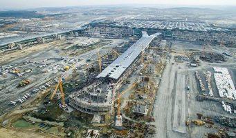 «Открытие нового аэропорта Стамбула может быть вновь отложено»