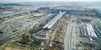 Приостановлена продажа билетов из нового аэропорта Стамбула