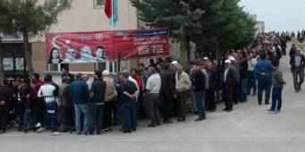 Безработица в Турции: В Килисе почти 10 тысяч жителей подали заявки на временное трудоустройство