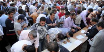 İŞKUR: За последний год в Турции прибавилось 1,3 млн безработных